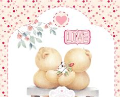 ❤️Forever Friends Bears ❤️ LOVE