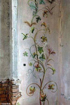 pintura decorativa en paredes - Pesquisa Google #pinturadecorativa