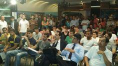 Reunião das Atléticas com Pezão - 26/02/2014