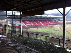 There are few sadder sights for football fans than that of an abandoned stadium. But the demise of Scarborough FC in June 2007 was a double whammy for supporters