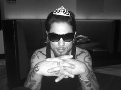 This is why, I love Dave Navarro