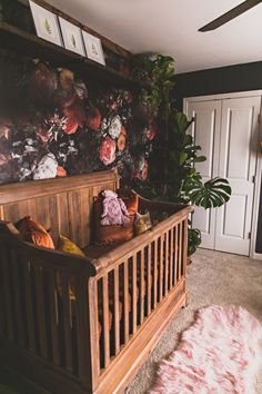 Home Decorations For Halloween Code: 8974887177 Hippie Nursery, Girl Nursery, Girl Room, Nursery Ideas, Nursery Inspiration, Nursery Room, Room Ideas, Cute Room Decor, Baby Room Decor