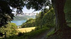 Westwanderweg / © Verschönerugnsverein Nußdorf Country Roads, Mountains, Nature, Travel, Outdoor, Hiking Trails, Communities Unit, Tourism, Outdoors