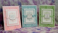 Stampin' Up Beautifully Baroque embossing folder, Label Love and Chalk Talk Love Cards, Baby Cards, Anniversary Cards, Homemade Cards, Stampin Up Cards, Textured Background, Making Ideas, Wedding Cards, Cardmaking