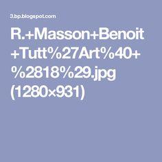 R.+Masson+Benoit+Tutt%27Art%40+%2818%29.jpg (1280×931)