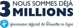 Le .fr vient de franchir le cap des 3 millions de noms de domaine