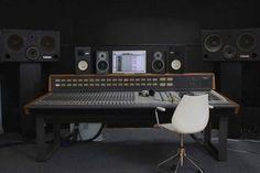 Estudios de grabación (impresionantes) - Taringa!