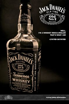 Jack Daniel's Music Ad 4 by ajohns95616.deviantart.com on @deviantART