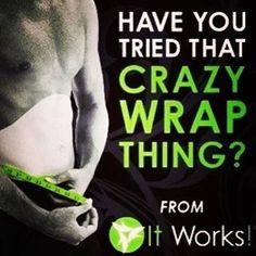 Because men wrap too.....   rosieswrapsnz.itworksau.com
