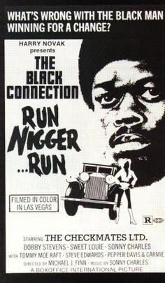 1974 The Black Connection aka Run Nigger Run Black Tv Shows, Old Tv Shows, Mafia, Fred Williamson, Las Vegas, Film World, Film Genres, Boyfriends, Film Noir