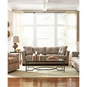 Michelle Fabric Sofa Living Room Furniture Collection, Macy's
