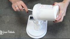 Crema acido hialuronico hecha en casa en dos pasos.
