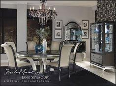 Get the Look: Hollywood Glam Style for your Interiors   More Glam ...