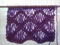 Θαλασσινά κυματα - YouTube Knitting Stitches, Elsa, Knit Crochet, Throw Pillows, Chart, Youtube, Tejidos, Tricot, Handarbeit