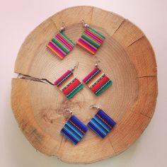 New earrings!!! From Peru!!