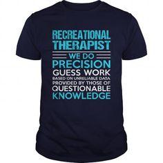 RECREATIONAL THERAPIST T Shirts, Hoodies. Check price ==► https://www.sunfrog.com/LifeStyle/RECREATIONAL-THERAPIST-104821124-Navy-Blue-Guys.html?41382 $21.99