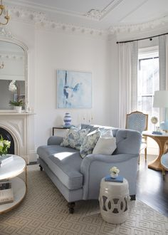 Project Reveal: A Historic South End Brownstone — Elements of Style Blog