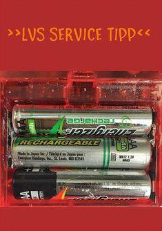 LVS Service Tipps