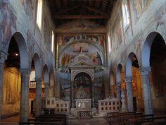May 12 - Feast of Sts. Nereus and Achilleus. http://en.wikipedia.org/wiki/Santi_Nereo_e_Achilleo