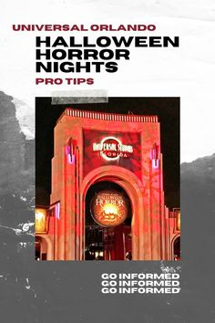 Universal Orlando Halloween Horror Nights will return in 2021. Will you be ready? Get all the pro tips at GoInformed.net Universal Studios Florida, Universal Orlando, Minion Mayhem, Orlando Theme Parks, Halloween Horror Nights, Disney World Tips And Tricks, Best Vacations, Adventure, Adventure Movies