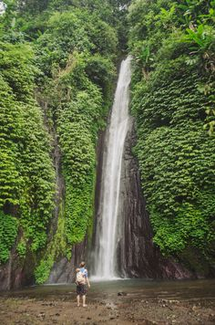 This summer, my #dreamvacation involves experiencing the adventure of hiking to one of the world's most stunning waterfalls. Click here for a chance to win one: www.travelandleisure.com/dreamvacation #sponsored