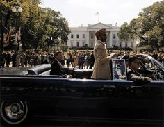 Haile-Selassie-and-Kennedy-1963_