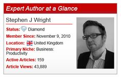 Expert Author Stephen J Write shares what is liked by audiences & search engines alike.