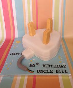 Plug cake