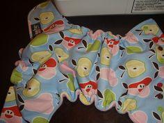 How I make an AI2 with hidden PUL. - Cloth Diaper Sewing 101 - BabyCenter (baa baa baby patterns)