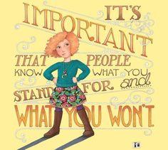 """It's So Important"" Fine Print – Mary Engelbreit Studios"