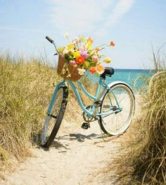 Explore Emerald Isle on two wheels on your next vacation! Beach cruisers are the best way to get around.
