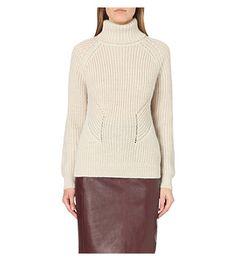 REISS - Dara knitted jumper   Selfridges.com