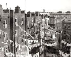 Photos of the early 1900s | Tenement life of the early 1900′s
