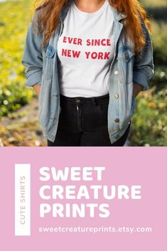 Looking for some simple Harry Styles merch? Grab this cute Ever Since New York shirt for your next show! Click through to view more styles. #harrystyles #onedirection