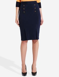 Pegged Sailor Skirt | Women's Skirts | THE LIMITED