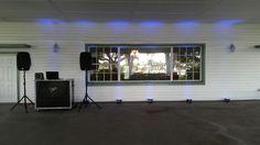 Wedding up lights