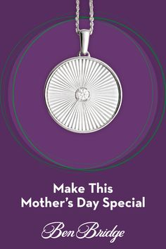 Mothers Day Special, Mothers Love, Diamond Bar Necklace, Diamond Pendant, Ben Bridge, Canadian Diamonds, Diamond Shop, Gifts Delivered, Perfect Mother's Day Gift