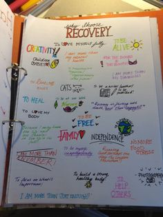 """Why I Choose Recovery..."""