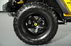 2011 Jeep Wrangler Rubicon AEV HEMI: Custom Wheel and Tire
