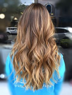 146 incredible balayage highlights to wear right now – page 1 Brown Hair Balayage, Blonde Hair With Highlights, Brown Blonde Hair, Light Brown Hair, Hair Color Balayage, Brunette Hair, Sunkissed Hair Brunette, Blonde Honey, Honey Balayage