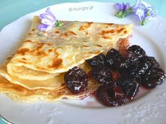 Crêpes - Κρέπες Sweet Treats, Sweets, Ethnic Recipes, Desserts, Food, Kitchen, Waffles, Baking Center, Deserts