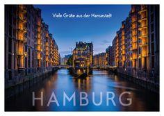 Hansestadt Hamburg jetzt online oder per App als echte Postkarte versenden. Wir bieten dir 8000+ Motive, z.B. zum Thema Urlaubsgrüße