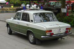 1978 Lada 1200 FuStW Funkstreifenwagen der Volkspolizei der DDR (VoPo) - République Démocratique Allemande