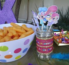 Our Shimmer And Shine Party Divine I loved sharing about our Pirate and Fairy party so much, that I decided to dive right into anot. Shimmer N Shine, Party, Life, Parties