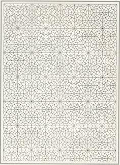 BOU 041 : Les éléments de l'art arabe, Joules Bourgoin | Pattern in Islamic Art