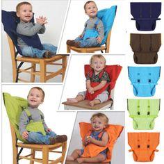 Baby-Kids-Harness-Seat-Belt-Feeding-Safety-Strap-For-Stroller-High-Chair-Pram-YB
