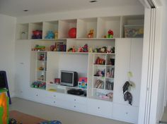 Built In Bedroom Shelves Wall Storage Wall Storage Shelves Bedroom Storage Units Built Bedroom Wall Storage Cabinets Cool Best Bedroom Wall Units With Built Storage Shelves Built In Wall Shelves Bedro Bedroom Storage Shelves, Bedroom Wall Units, Built In Wall Shelves, Kids Playroom Storage, Kids Storage Units, Wall Storage Systems, Home Office Storage, Storage Cabinets, Storage Ideas
