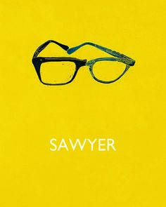 love Sawyer from Lost
