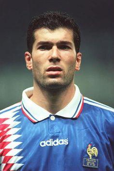 Zinedine #Zidane of #France