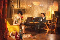In the mood for love Un cuento chino.- AD España, © Manolo Yllera